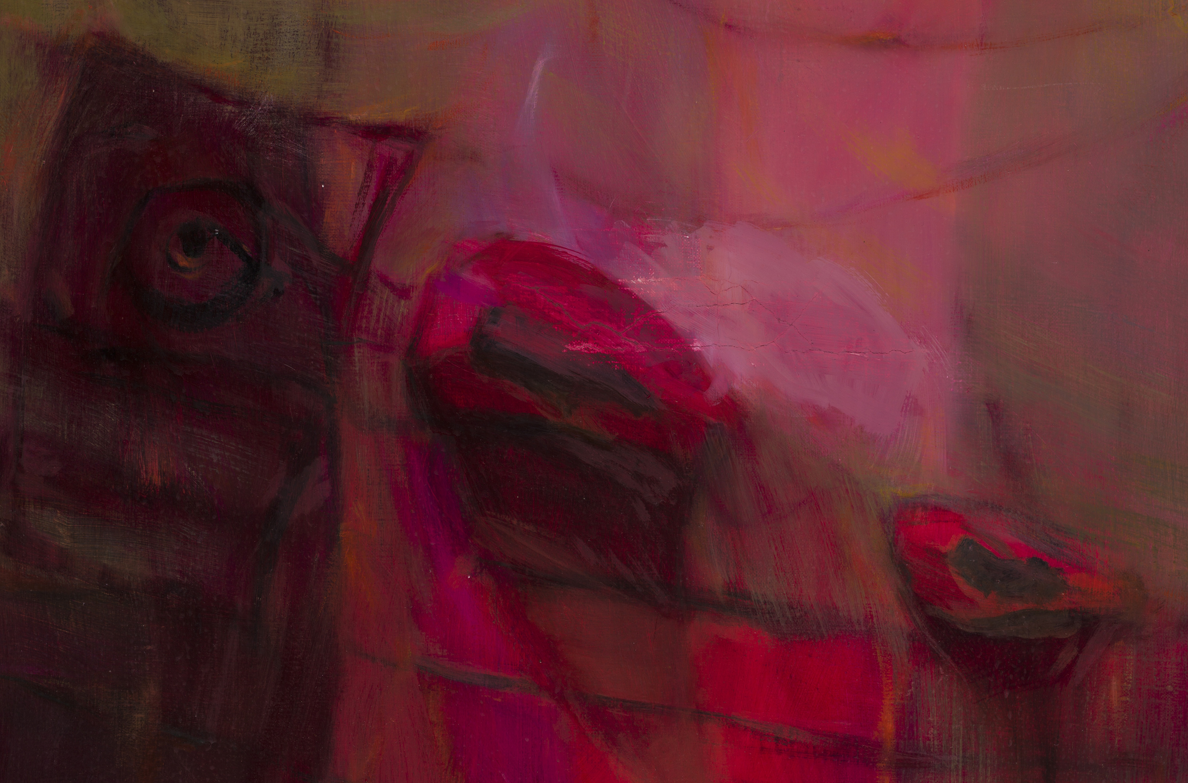 Pink Painting from the cycle: Androgynies